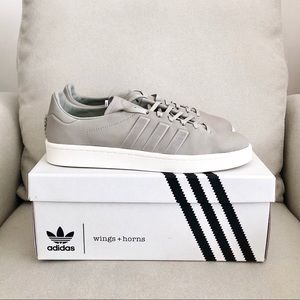 Adidas Men's Campus x wings+horns collab sneakers